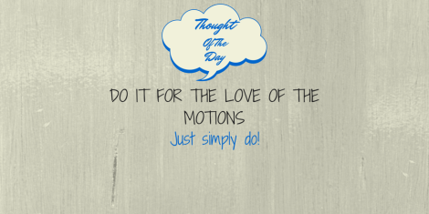 Just Simply Do!