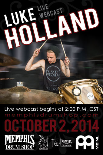 Luke-Holland-Live-Stream