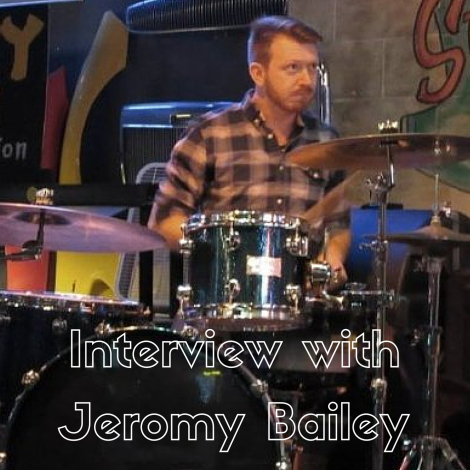 Interview with Jeromy Bailey