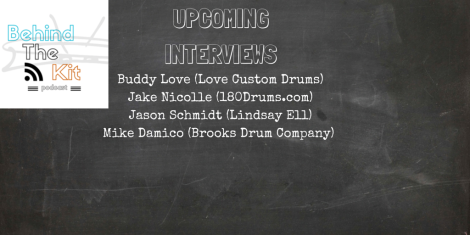 Upcoming Interviews