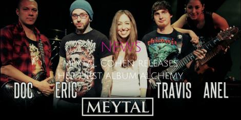news- Meytal Cohen Releases Her First Album Alchemy