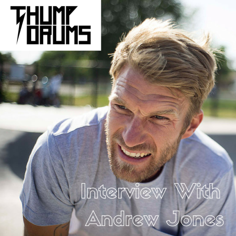 Interview with Andrew Jones (Thump Drums)