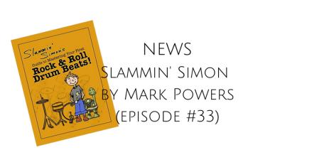 slammin' simon by Mark Powers