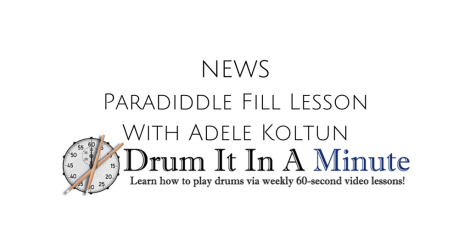 Paradiddle Fill lesson