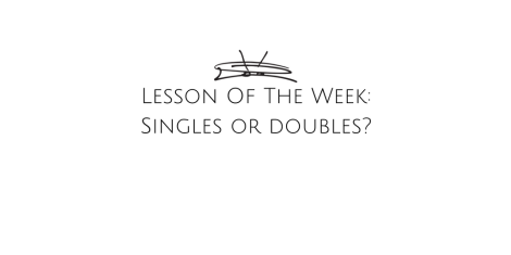 Lesson Of The Week - Inverted Paradiddle combination #1 (2)
